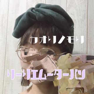カオリノモリ(カオリノモリ)のカオリノモリ⚘リーリエムーターバン(ヘアバンド)