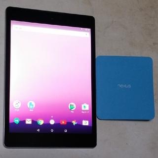 ハリウッドトレーディングカンパニー(HTC)の美品☆[Google]Nexus 9 Wi-Fiモデル 16GB(スマートフォン本体)