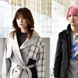 レディアゼル(REDYAZEL)のはじこい 深田恭子さん着用レディアゼルトレンチコート(トレンチコート)
