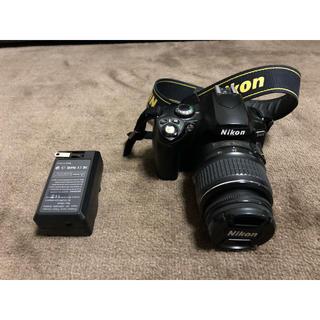 ニコン(Nikon)のNikon 一眼レフ D40(デジタル一眼)