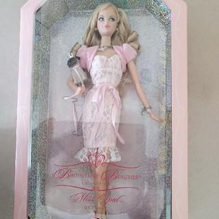 バービー(Barbie)のBarbiestone beauties collection October (キャラクターグッズ)