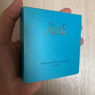 ディシラ(dicila)の新品未使用 ディシラ ルースパウダーa 携帯用 レフィル(フェイスパウダー)