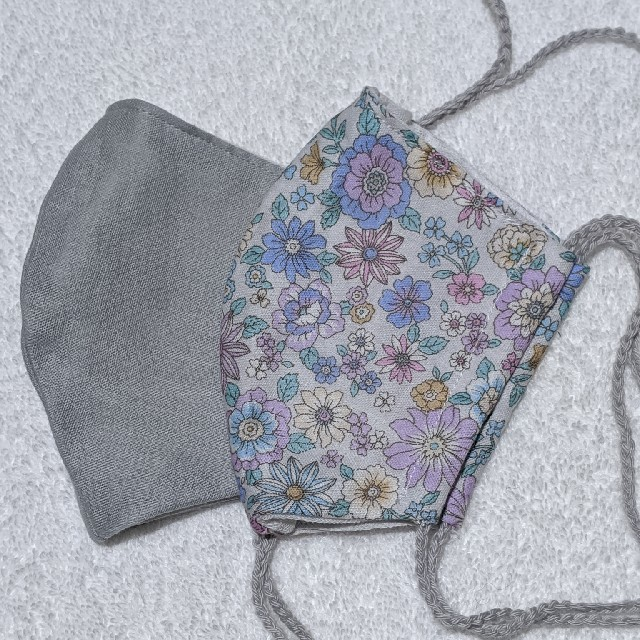 マスク フィットチェック / ダブルガーゼマスク 2枚セットの通販 by rumi's shop