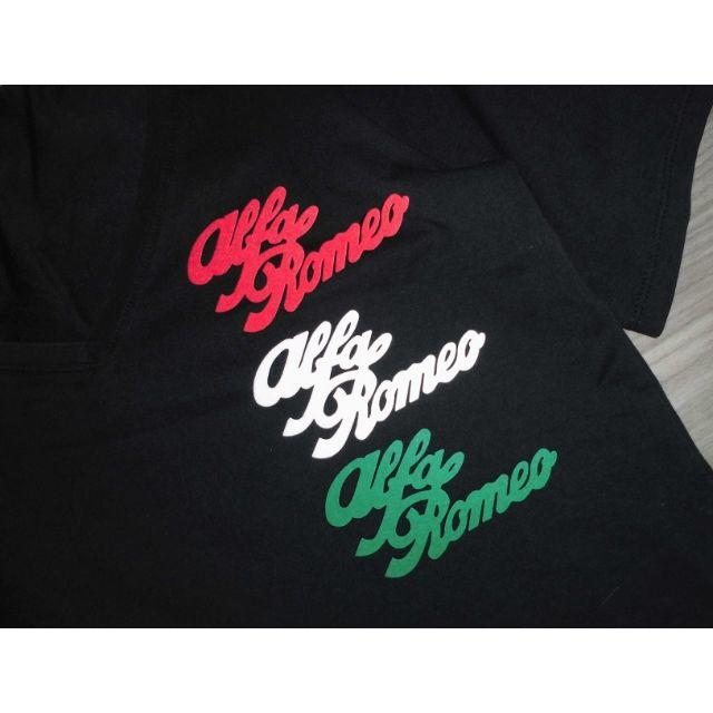 Alfa Romeo(アルファロメオ)の新品レアAlfa Romeo筆記体スクリプトロゴワッペン10枚セット 自動車/バイクの自動車(その他)の商品写真