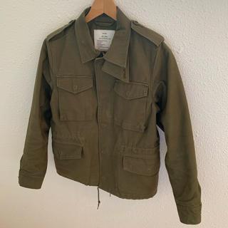 ハイク(HYKE)のHYKE フィールドジャケット サイズ1 ミリタリー (ミリタリージャケット)