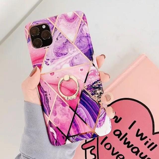 chanel iPhone 11 Pro ケース / iPhone 11 Pro max プロマックス ケース リング付の通販 by ポニョ331's shop|ラクマ