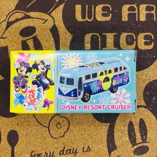 ディズニー(Disney)の【新品】ディズニートミカ ディズニー夏祭り2018 リゾートクルーザー(キャラクターグッズ)