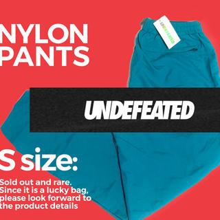 アンディフィーテッド(UNDEFEATED)の限定出品【Sサイズ】UNDEFEATED/PANTS(その他)