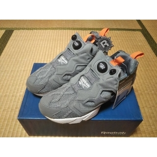ミタスニーカーズ(mita sneakers)のREEBOK INSTA PUMP FURY OG MITA KNIT 26cm(スニーカー)