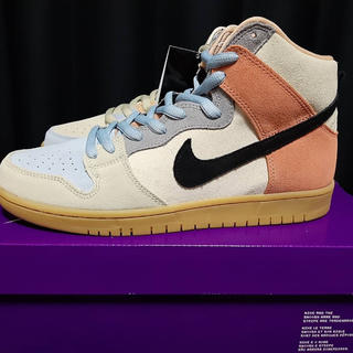 ナイキ(NIKE)のNIKE SB DUNK HIGH PRO Easter Spectrum (スニーカー)