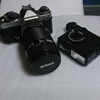 ニコン(Nikon)のNikon フィルムカメラ ジャンク品(フィルムカメラ)