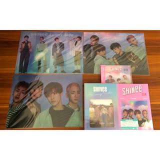 シャイニー(SHINee)のSHINee Sunny Side クリアファイル(K-POP/アジア)