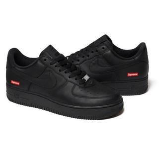 ナイキ(NIKE)の28センチ Supreme Nike air force 1 black(スニーカー)