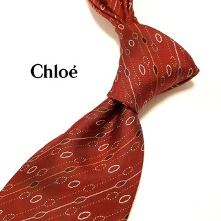 クロエ(Chloe)の「Chloe」ネクタイ(ネクタイ)