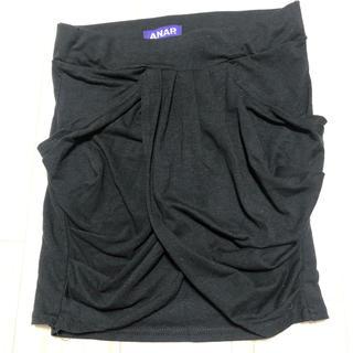 アナップ(ANAP)のANAP タイト膝丈スカート(ひざ丈スカート)