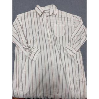 ロングシャツ(ロングワンピース/マキシワンピース)