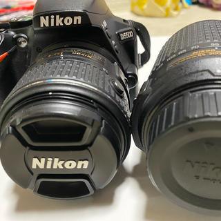 ニコン(Nikon)のNikonD5500(デジタル一眼)