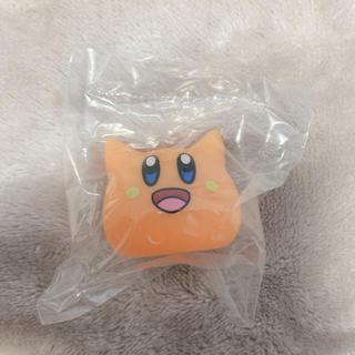 タカラトミー(Takara Tomy)の星のカービィまんまるソフビフィギュア スカーフィ(ゲームキャラクター)