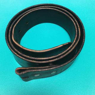 ダブルアールエル(RRL)のRRL ダブルアールエル W40 幅4.5cm x 全長124.5cm程 肉厚(ベルト)