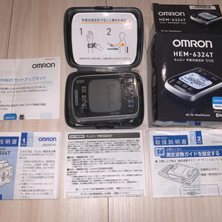 オムロン(OMRON)のOMRON HEM-6324T(その他)