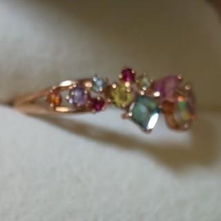 誰もが1度は憧れる宝石箱のようなリング(リング(指輪))