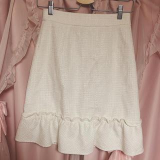 プロポーション(PROPORTION)のproportion スカート(ひざ丈スカート)