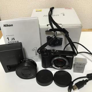 ニコン(Nikon)のnikon1 J5 ミラーレス(ミラーレス一眼)