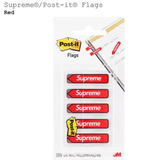 シュプリーム(Supreme)のSupreme post-it flags(ノート/メモ帳/ふせん)
