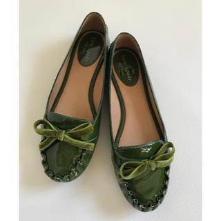 ケイトスペードニューヨーク(kate spade new york)のKete spade ケイト・スペード エナメル ローファー(ローファー/革靴)
