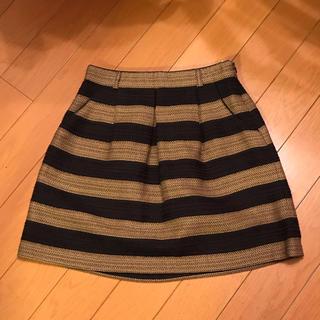 プーラフリーム(pour la frime)のスカート プーラフリーム 🌹Mサイズ    (ひざ丈スカート)