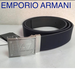 Emporio Armani - 新品 エンポリオアルマーニ EA7 リバーシブル ベルト メンズ ARMANI