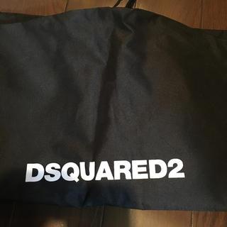 ディースクエアード(DSQUARED2)のdsquared2 スーツカバー 黒(その他)