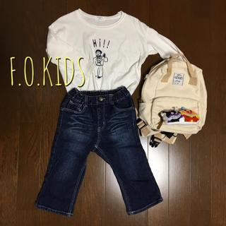 F.O.KIDS - F.O.KIDS デニム パンツ ジーパン 80