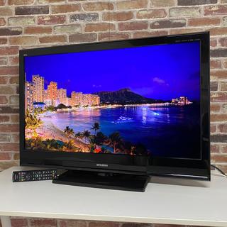 ミツビシデンキ(三菱電機)の三菱 40型 液晶テレビ LCD-40MLW1 フルハイビジョン(テレビ)