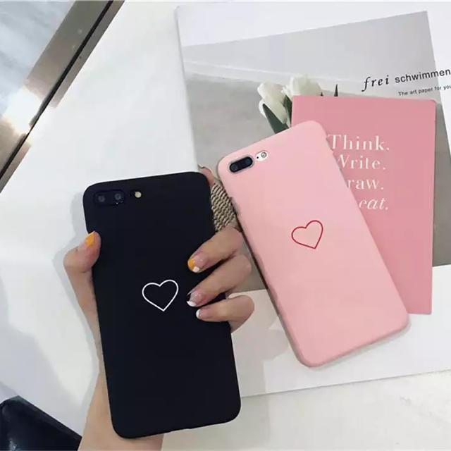 ヴィトン iphonex カバー 海外 | 新品☆ハート iPhone11Proケース ピンク、ブラックの通販 by ai★shop|ラクマ