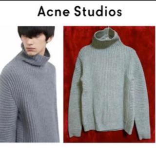 ACNE - Acne studios Kalle turtleneck sweater