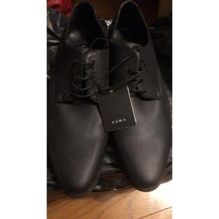 ZARA - Zara 未使用 黒 靴