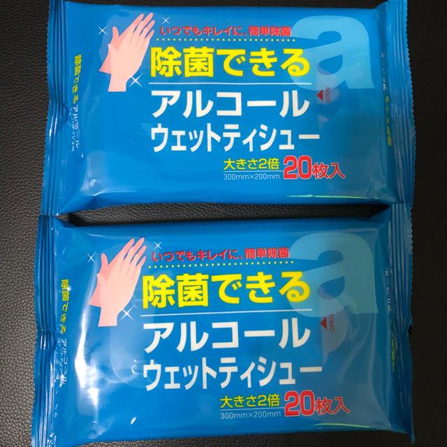 マスク情報大阪 | 除菌シート アルコール ウェットティシュー ウェットティッシュの通販 by LAPIS's shop