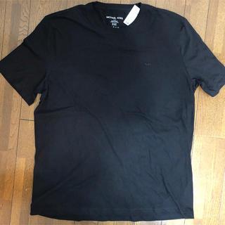 マイケルコース(Michael Kors)の新品 MK マイケルコース 半袖 Tシャツ 刺繍ロゴ クルーネック ブランド(Tシャツ/カットソー(半袖/袖なし))