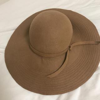 リエンダ(rienda)のrienda 定番 今なら送料無料‼️即発送‼️定番女優帽👒(ハット)