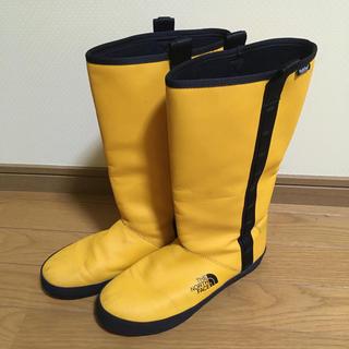 ザノースフェイス(THE NORTH FACE)のノースフェイス レインブーツ 25cm(レインブーツ/長靴)