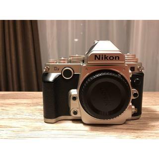 ニコン(Nikon)の■ ニコン Nikon DF ボディ シルバー silver ショット3000(デジタル一眼)