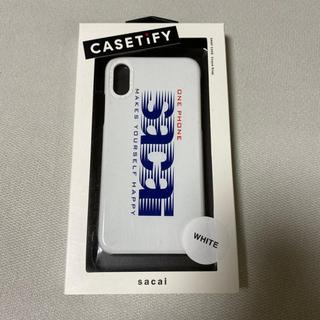 サカイ(sacai)のsacai iPhone x.xsケース(iPhoneケース)