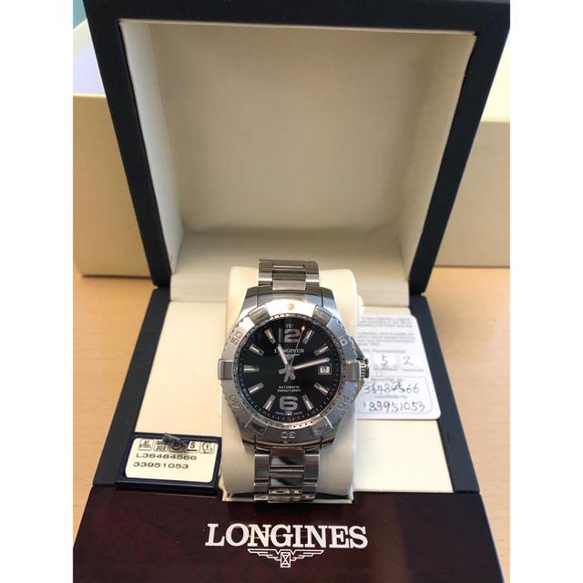 ドゥ グリソゴノ コピー 大集合 、 LONGINES - LONGINES ロンジン スポーツコレクション ハイドロ コンクェストの通販