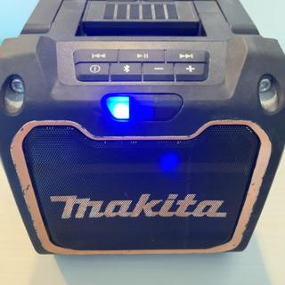 マキタ(Makita)のマキタ Bluetoothスピーカー MR200(スピーカー)