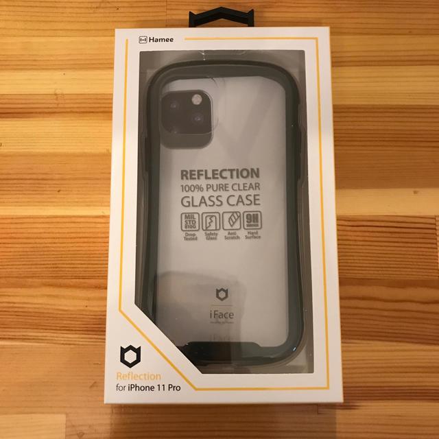 グッチ iPhone 11 Pro ケース 人気 | iface 透明クリアケースブラック iPhone11 Pro 新品未開封の通販 by アシヤスマイル's shop|ラクマ