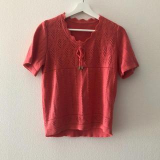 ロキエ(Lochie)のSummer Knit(Tシャツ(半袖/袖なし))