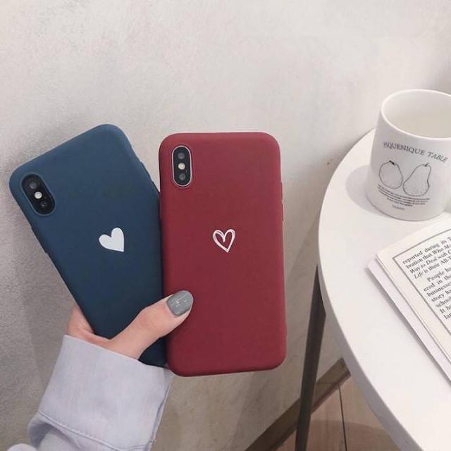 ヴィトン iphone7 ケース ランキング - iPhoneケース ハート 6/7/8/X/XS/XR/11/11proの通販 by はっぴい's shop|ラクマ