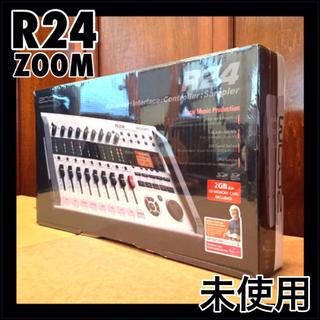 ズーム(Zoom)のZOOM R24 未使用 中古 値下げ(MTR)