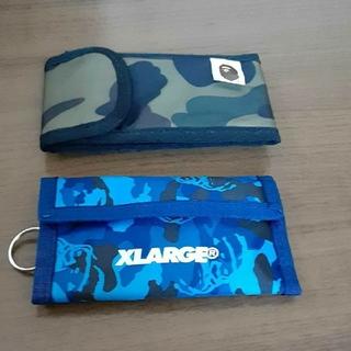 エクストララージ(XLARGE)のX LARGE (コインケース/小銭入れ)